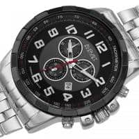 Ceas Lux Quartz Chrono Swiss August Steiner by USA-New York-Brooklyn