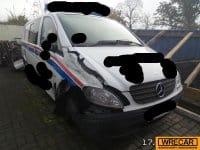 Vand Mercedes-Benz Vito 111 Vito CDI                E4 Diesel din 2007