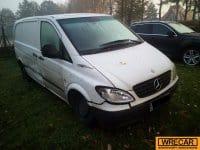 Vand Mercedes-Benz Vito 115 Vito CDI                E3 Diesel din 2004