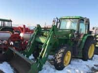 De vanzare tractor  John Deere  6200 cu incarcator frontal