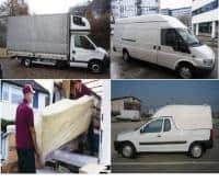 Transporturi diverse +echipa de mutari sau inchiriere duba+sofer