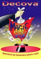 Petreceri copii Tg Jiu magician
