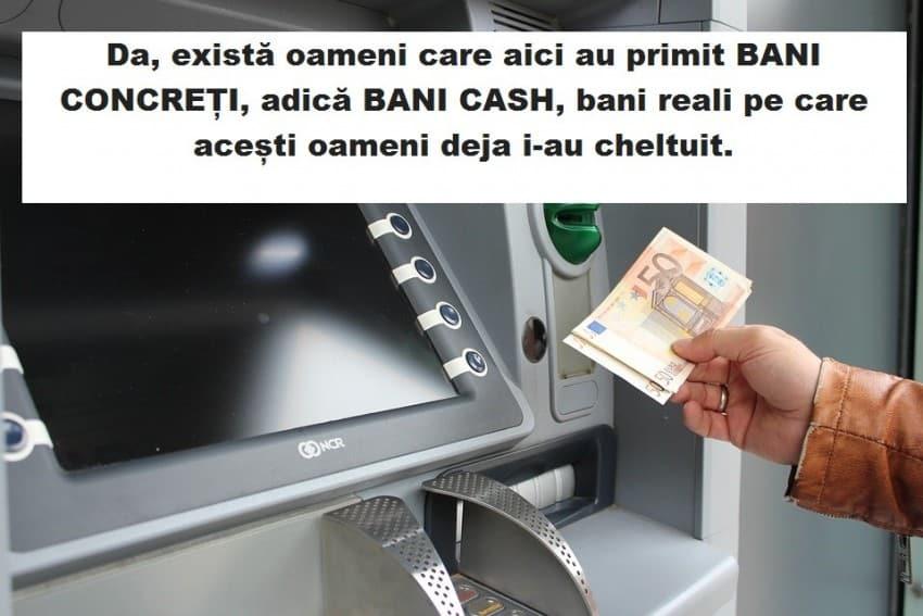 Castigi bani ! Seriozitate garantata!