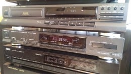 Vand CD + Tuner Technics