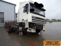 Vand DAF XF105.460 E5 18.0t FT Space Cab Diesel din 2012