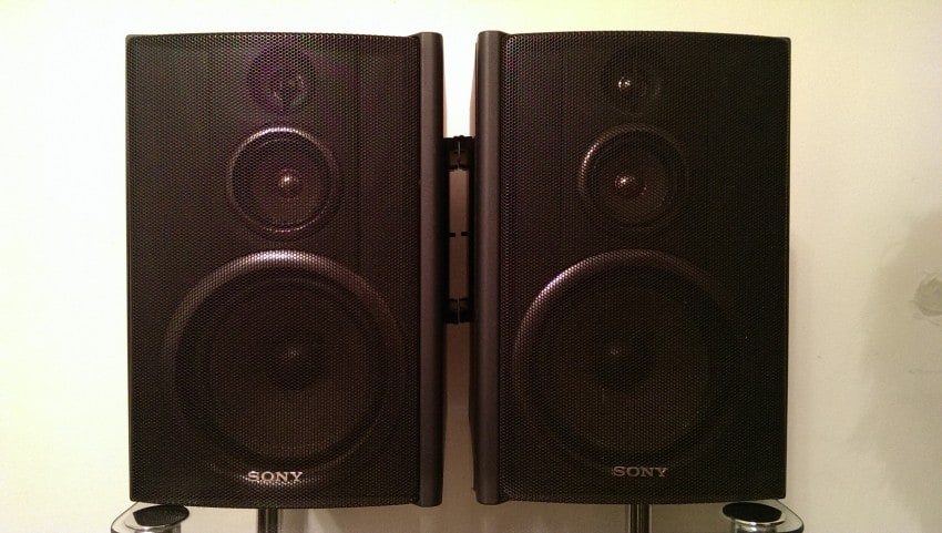 Vand boxe SONY SS-H155, made in JAPAN