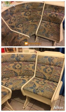Igienizam suprafete textile la domiciliu