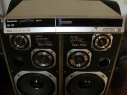 Vand DVD recorder Panasonic DMR-ES10