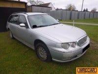 Vand Rover 75 Diesel din 2001