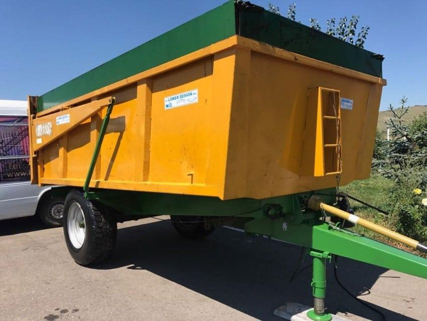 Remorca transport cereale 8-10 tone