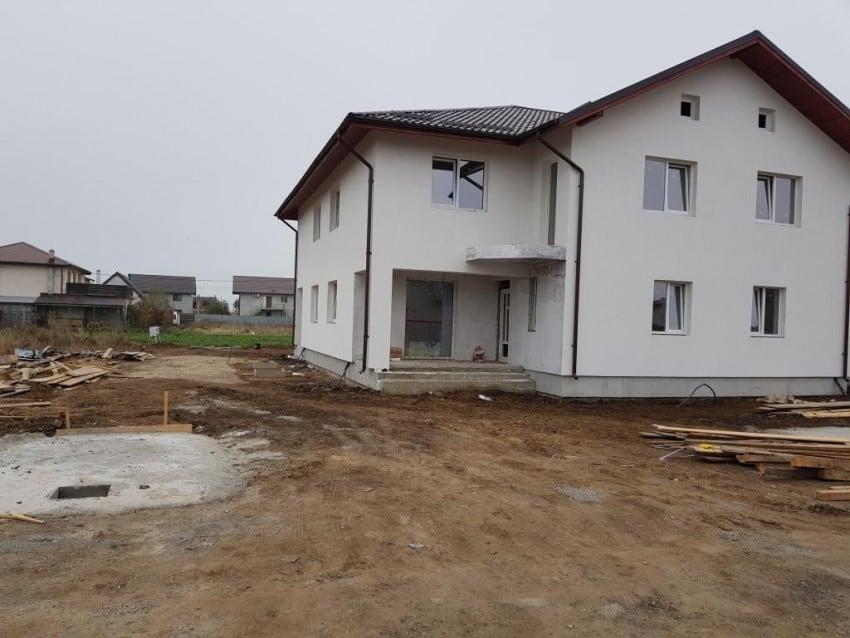 Vila 4 camere, comuna Berceni