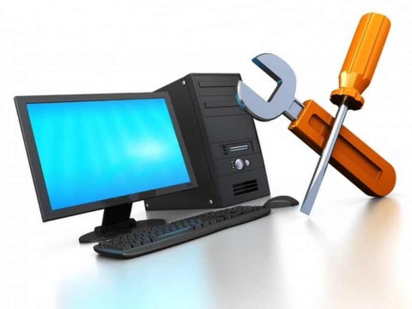 Service laptop/PC