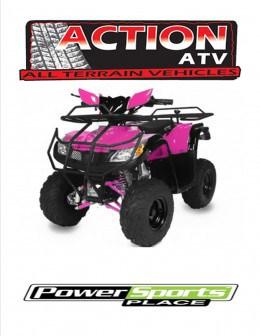 ATV T-REX HUMMER R7''S AUTOMATIK+RG