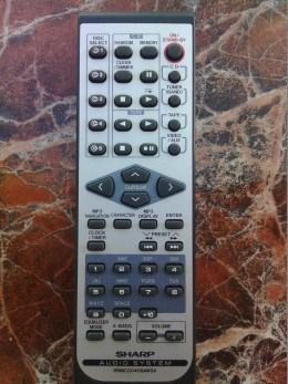 Vand telecomanda SHARP RRMCG0409AWSA