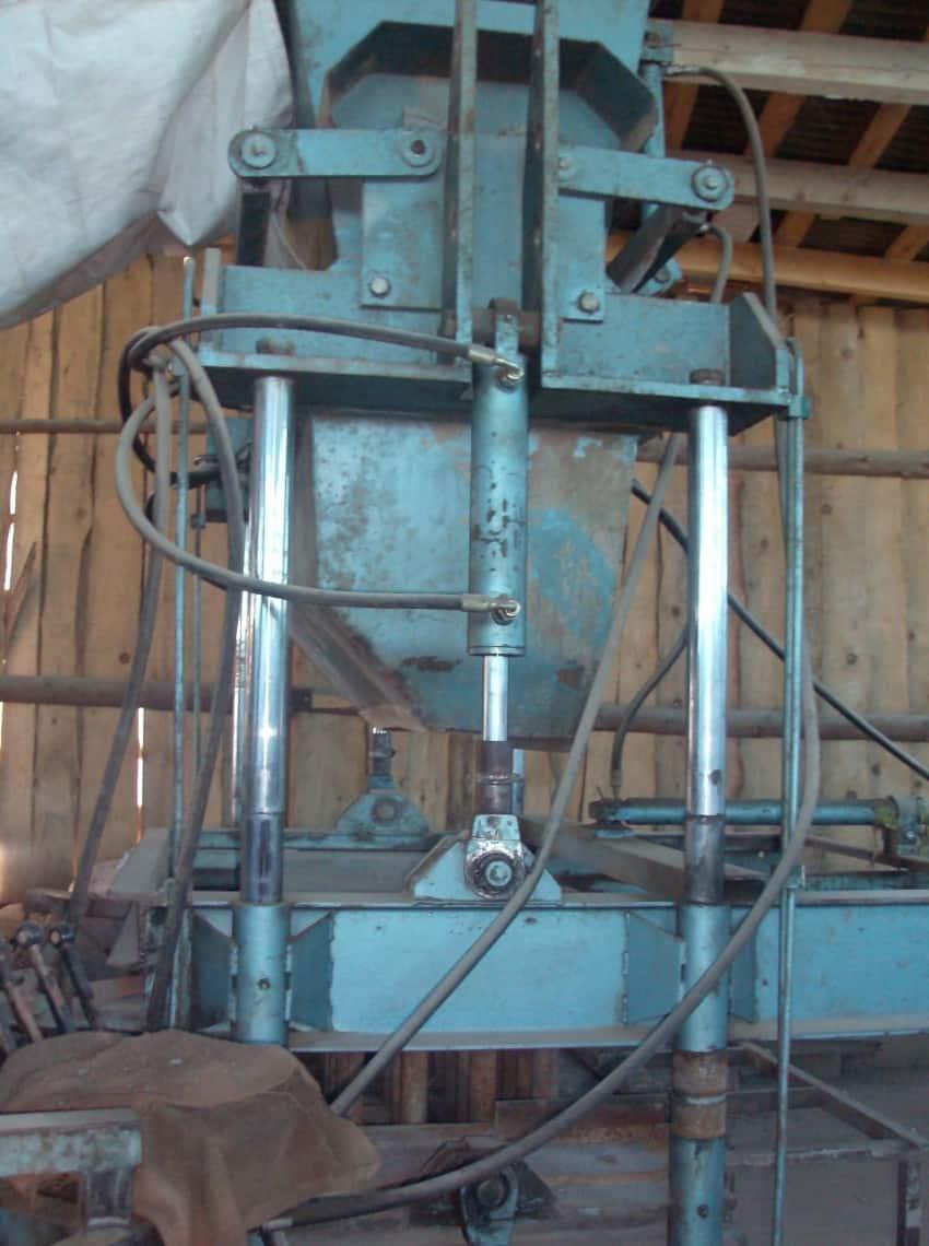 linie productie pavaj