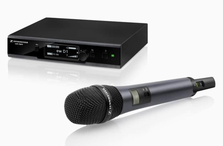 Microfoane profesionale SENNHEISER - Distribuitor autorizat