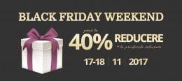 Pana la 40 % reducere la decoratiuni de Black Friday la Koncepto.ro