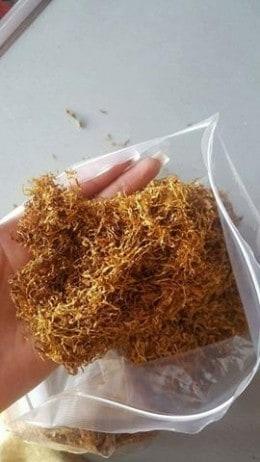 tutun de calitate garantata la 2 kg comandate ofer 500 de grame