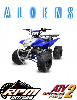 ATV JUMPER 3G8''KINERQUAD