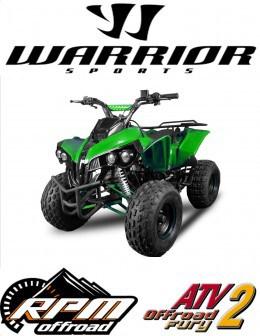 ATV WARRIOR XL R-S8'' AUTOMATIK