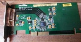 Vand Placa dvi x16,Silicon image orion add2-n