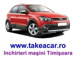 Inchirieri de masini Volkswagen in Timisoara