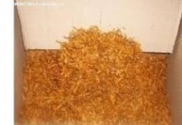 Tutun tocat curat tărie  medie