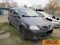 Vand Dacia Logan  din 2007