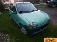 Vand Fiat Seicento  din 2001