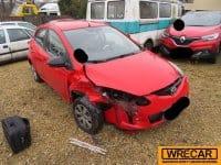 Vand Mazda 2  din 2009