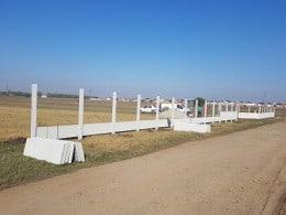 intrare comuna berceni terenuri in rate la proprietar