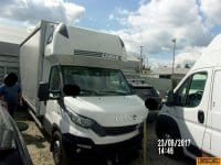 Vand Iveco Daily 35C17 Daily           MR`14 E5 Diesel din 2016