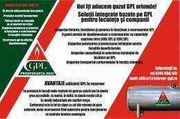 Solutii integrate baza pe combustibil GPL pentru locuinte si companii