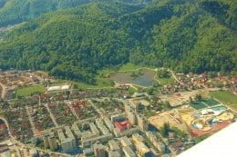 Teren intravilan, 1.400 mp, rezidential/ investitional/ industrial, Noua, Brasov