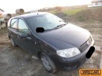 Vand Fiat Punto  din 2004