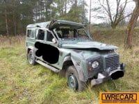 Vand Land Rover Defender Diesel din 2007