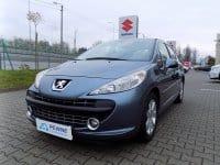 Vand Peugeot 207 Benzina+CNG din 2007