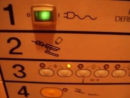defibrilator medical profesional primedic metrax m100