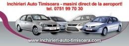 Marvomil Auto Timisoara-Inchirieri masini Aeroport