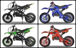 OFERTA MOTOCROSS DIRTBIKE APOLLO 10 502T
