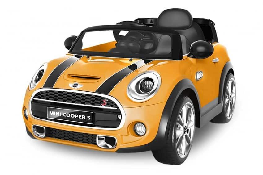 masina electrica pentru copii mini cooper s 2x30w 2x6v micapublicitate. Black Bedroom Furniture Sets. Home Design Ideas