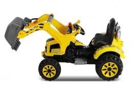 Excavator electrice pentru copii Construktor