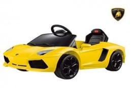 Masina electrica pentru Copii Lamborghini Aventador LP 700-4 2x 25W 12V