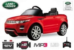 Masina electrica pentru copii Land Rover Evoque