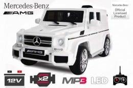 Masina electrica pentru copii Mercedes G63 SUV Nou 2018