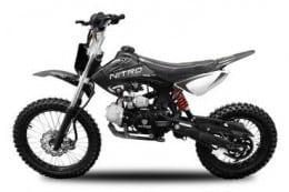 Motocicleta Nitro 125cc DirtBike NXD M17