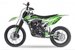Motocicleta Nitro 250cc Dirtbike Hurricane V2 19/16