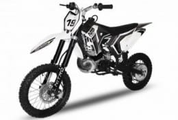 Motocicleta Nitro Dirtbike NRG50 14/12 GTS