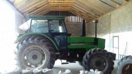 Vand tractor Deutz-fahr DX 630