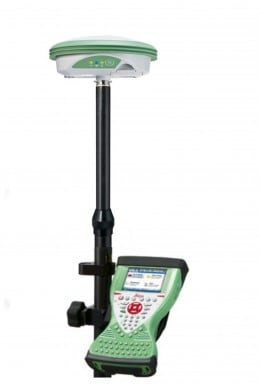 Leica GPS GS08 plus cu controler CS15